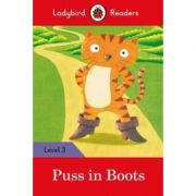Puss in Boots. Ladybird Readers Level 3