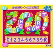 Puzzle ABC +123