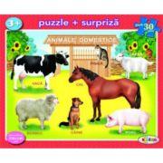 Puzzle Animale domestice