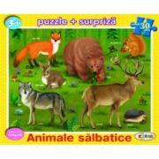 Puzzle Animale salbatice