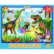 Puzzle Dinozauri