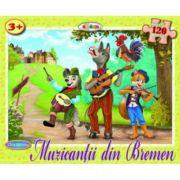 Puzzle Muzicantii din Bremen