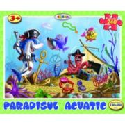 Puzzle Paradisul acvatic