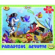 Puzzle Paradisul acvatic