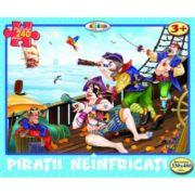 Puzzle Piratii neinfricati