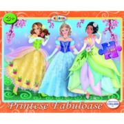 Puzzle Printese fabuloase