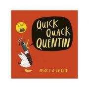 Quick Quack Quentin - Kes Gray
