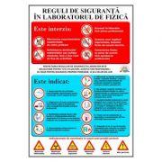 Reguli de siguranta in laboratorul de fizica (FZ1)