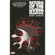 Return Of The Living Deadpool - Cullen Bunn