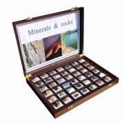 Trusa - Roci si minerale, 42 specimene