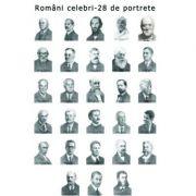 Romani celebri (fara sipci) - 28 portrete (PRC1-1)