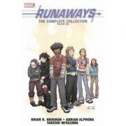 Runaways: The Complete Collection Volume 1 - Brian K. Vaughan, Adrian Alphona, Takeshi Miyazawa