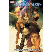 Runaways Vol. 4: True Believers - Brian K. Vaughan