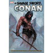 Savage Sword Of Conan: The Original Marvel Years Omnibus Vol. 1 - Roy Thomas, Stan Lee, Gerry Conway