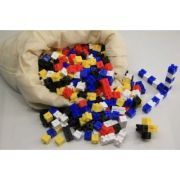 Set 1000 cuburi de 1x1x1 cm