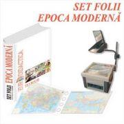 Set folio. Epoca Moderna - 21 de folii (IHF-MOD)