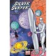 Silver Surfer Vol. 5: A Power Greater Than Cosmic - Dan Slott