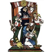 Soacra cu trei nurori - Planse poveste(PP5-A)