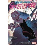 Spider-gwen: Ghost-spider Vol. 2: The Impossible Year - Seanan McGuire