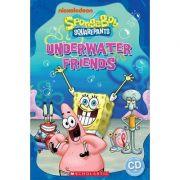 Spongebob Squarepants. Underwater Friends - Jacquie Bloese