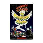 Spooky Skaters. The Graffiti Ghost - Angela Salt