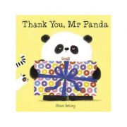Thank You, Mr Panda - Steve Antony