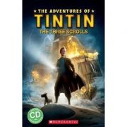 The Adventures of Tintin. The Three Scrolls - Paul Shipton