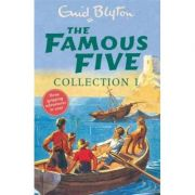 The Famous Five Collection 1 - Enid Blyton