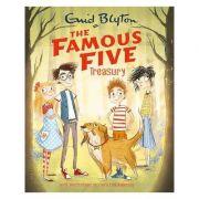 The Famous Five Treasury - Enid Blyton