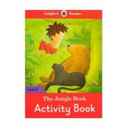 The Jungle Book Activity Book. Ladybird Readers Level 3