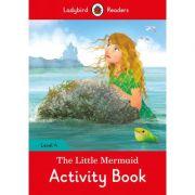 The Little Mermaid Activity Book