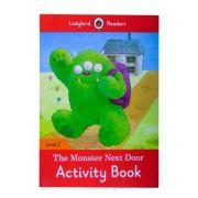 The Monster Next Door Activity Book