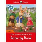 The Peter Rabbit Club Activity Book