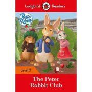 The Peter Rabbit Club. Ladybird Readers Level 2
