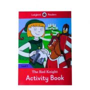 The Red Knight Activity Book
