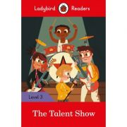 The Talent Show. Ladybird Readers Level 3