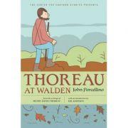Thoreau At Walden - John Porcellino