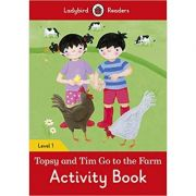 Topsy and Tim. Go to the Farm Activity Book