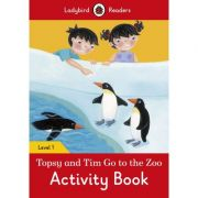Topsy and Tim Go to the Zoo Activity Book
