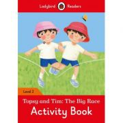 Topsy and Tim The Big Race Activity Book