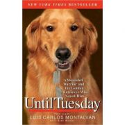Until Tuesday: A Wounded Warrior and the Golden Retriever Who Saved Him - Luis Carlos Montalvan, Bret Witter
