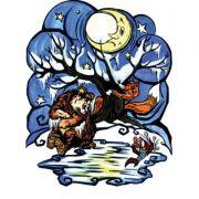 Ursul pacalit de vulpe - Plansa poveste (PP3)