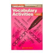Vocabulary Activities - Sue Finnie, Daniele Bourdais