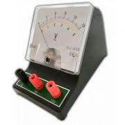 Voltmetru CA cu 3 borne - pentru masurarea tensiunii curentului alternativ
