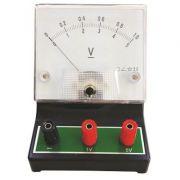 Voltmetru Curent C cu 3 borne - pentru masurarea tensiunilor continuein circuitele electrice