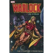 Warlock By Jim Starlin: The Complete Collection - Jim Starlin