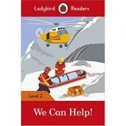 We Can Help! Ladybird Readers Level 2