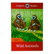 Wild Animals. Ladybird Readers Level 2