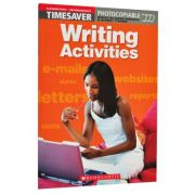 Writing Activites - Gwen Berwick, Sydney Thorne