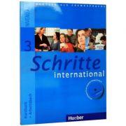Schritte International 3 (A2/1 - Kursbuch + Arbeitsbuch + CD Audio)